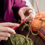 Вязание крючком, заработок дома в интернете