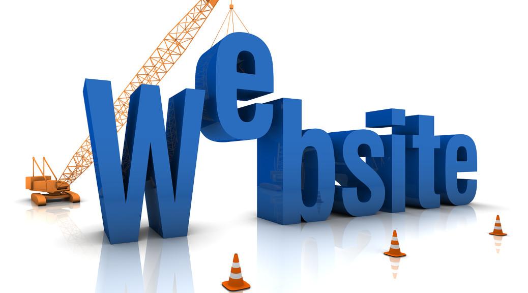 Создание вебсайта