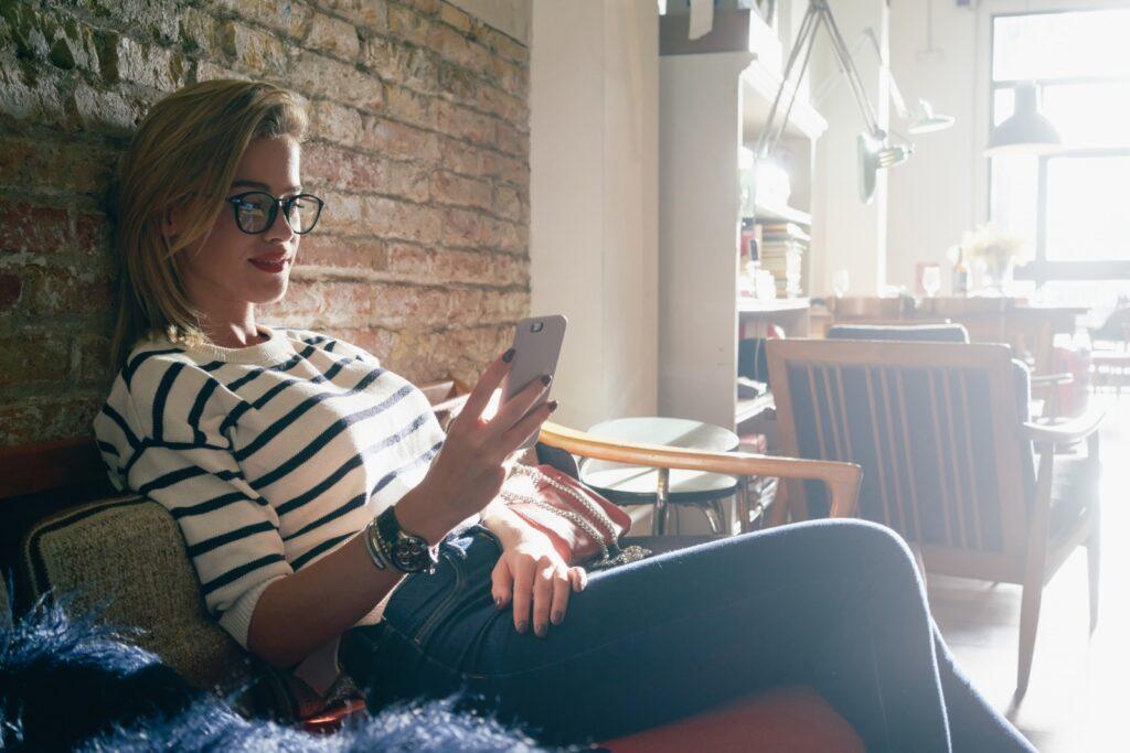 Работа блоггера в Инстаграм