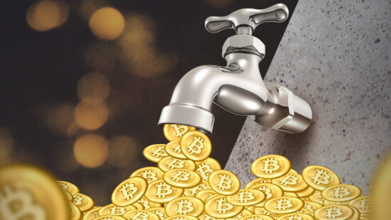 Кран криптовалюты